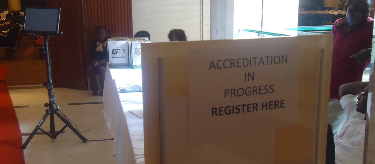 Accreditation in Progress